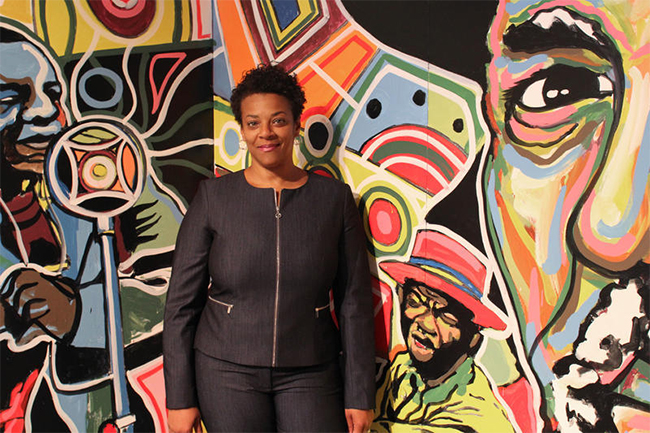 New President & CEO Says She's 'At The Right Place At The Right Time' To Lead August Wilson Center