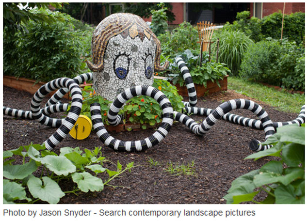 Art, Edibles and Community Make Magic in a Pittsburgh Garden