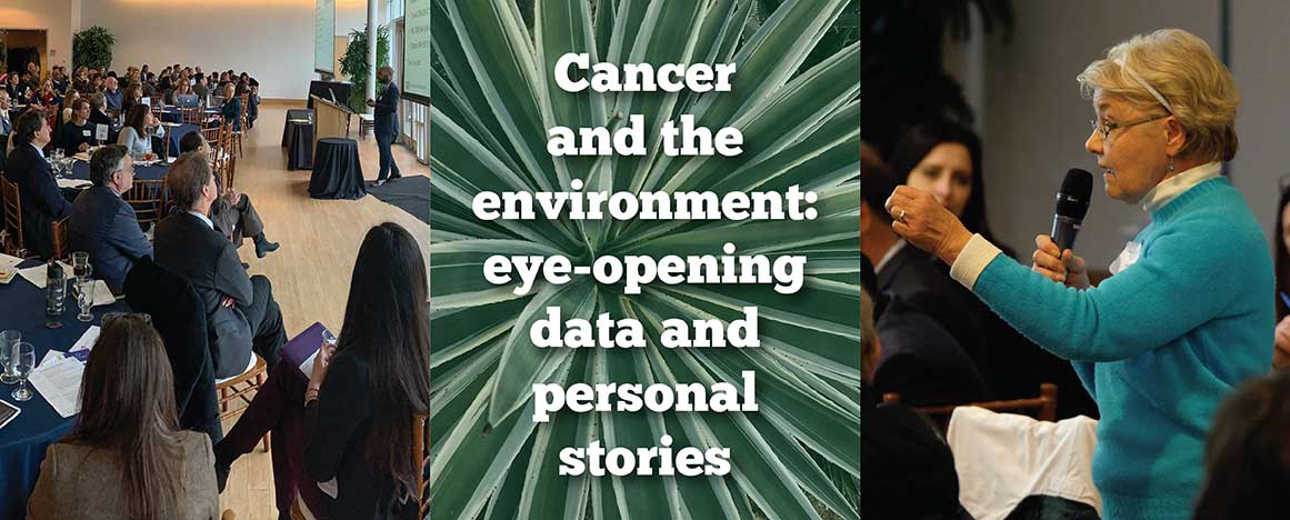 New data and personal stories bring urgency to examining link between cancer and our environment