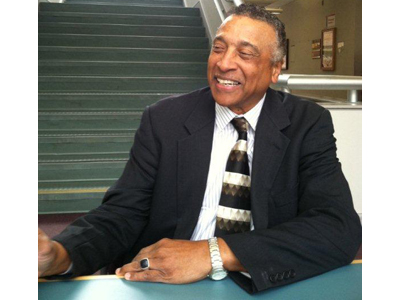 Ron Lawrence, President, 100 Black Men of Western Pennsylvania Inc.
