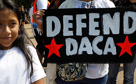 DACA: Protect Our Dreamers
