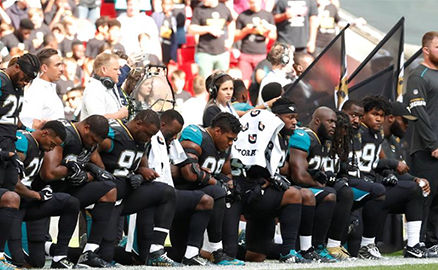 NFL Protest: Veterans Leader Viewpoint