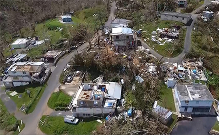 Helping Puerto Rico is not political - it's human decency